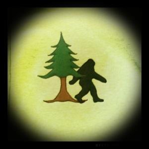 Bigfoot applique